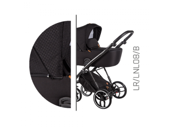 Детская универсальная коляска 2 в 1 Baby Merc La Rosa LR/08B