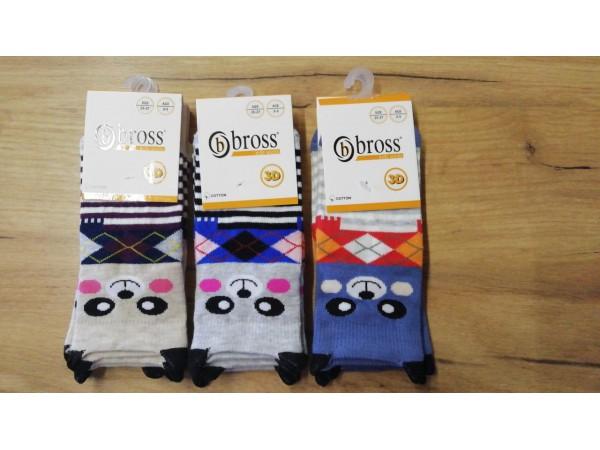 Детские носки для мальчика Bross арт. 11844