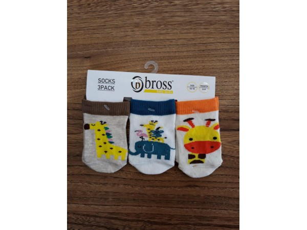 Детские носки для младенцов Bross арт. 19394
