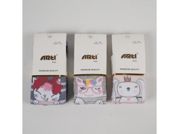 Детские колготы для девочки ARTI_katamino арт. 320087