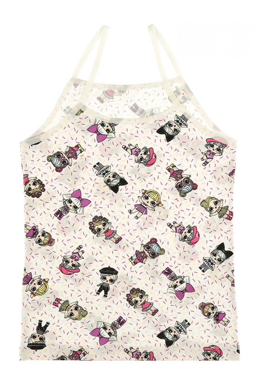 Детские майки для девочек Donella арт. 43800