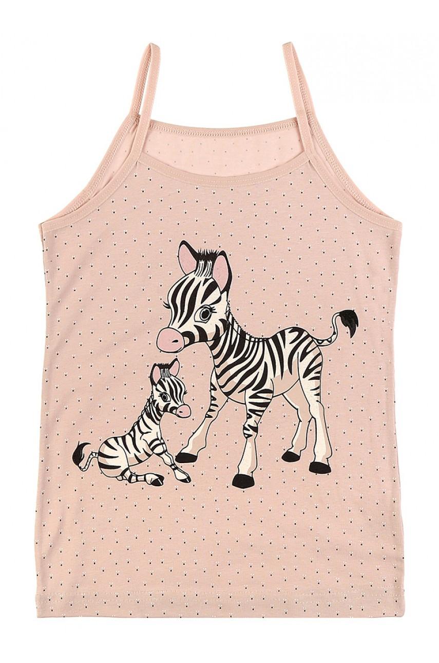 Детские майки для девочек Donella арт. 43853ZY