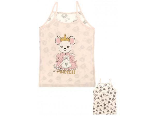 Детские майки для девочек Donella арт. 4391071ZF