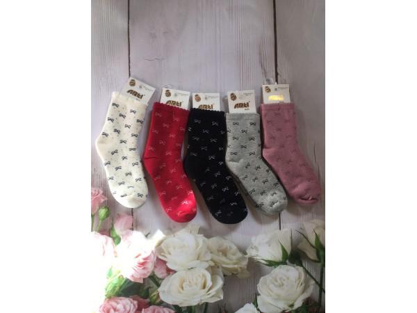 Детские носки для девочки - махровые ARTI_katamino арт. 250101