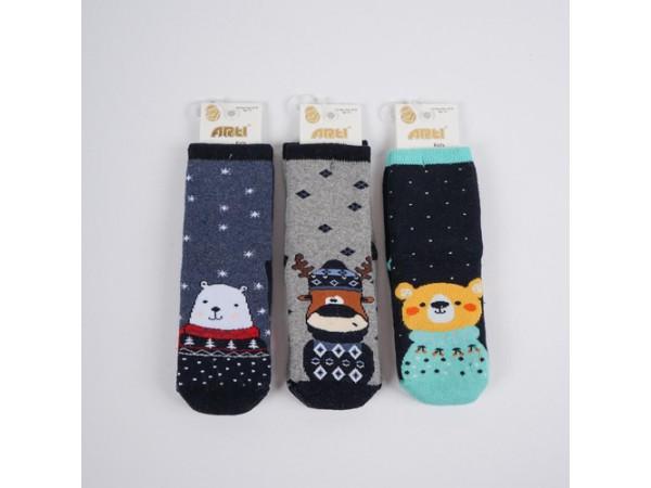 Детские носки для мальчика - махровые ARTI_katamino арт. 250117