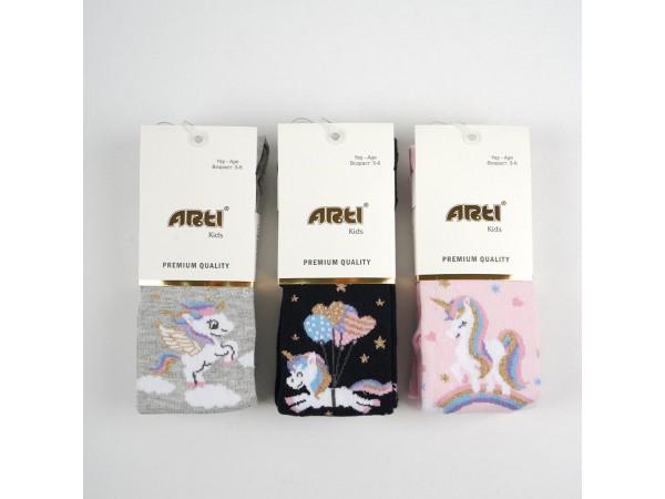 Детские колготы для девочки ARTI_katamino арт. 300093