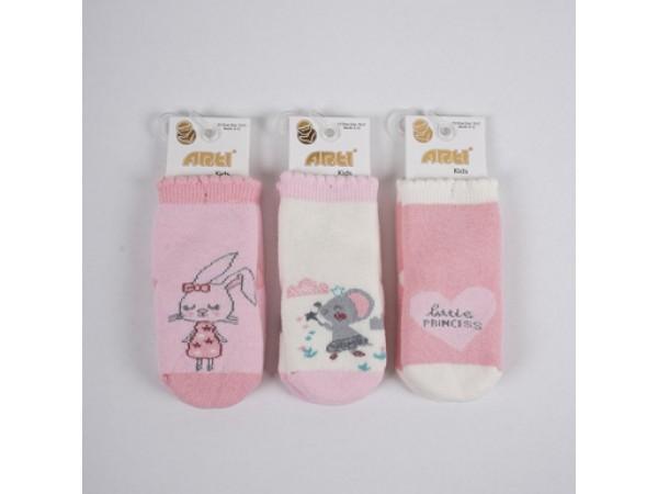 Детские носки для младенцов - махра ARTI_katamino арт. 450078