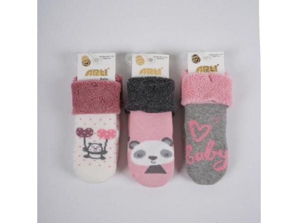 Детские носки для младенцов - махра ARTI_katamino арт.450081
