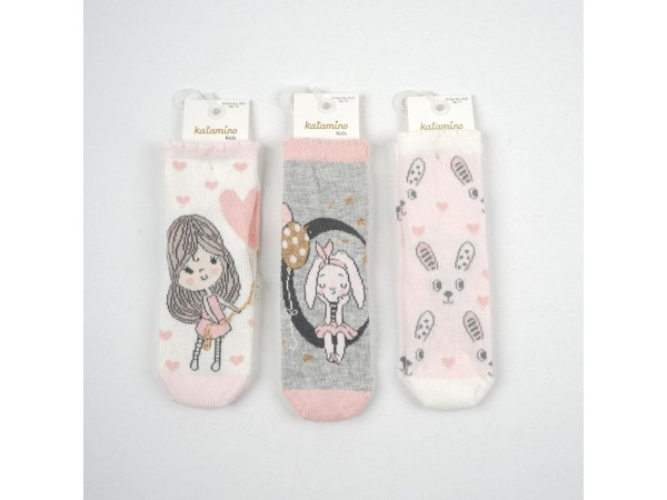 Детские носки для девочки ARTI_katamino арт. k20186