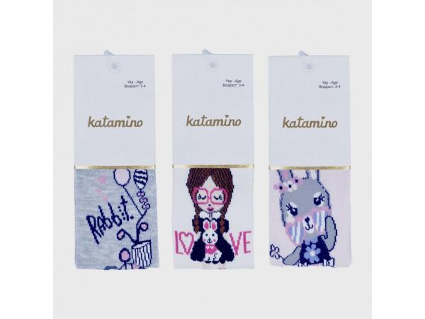 Детские колготы для девочки ARTI_katamino арт. k30106