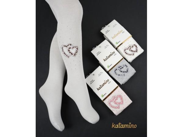 Детские колготы для девочки ARTI_katamino арт. k32183