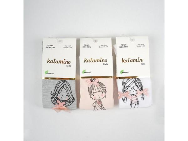 Детские колготы для девочки ARTI_katamino арт. k32184