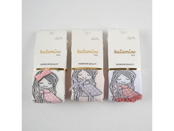 Детские колготы для девочки ARTI_katamino арт. k32200