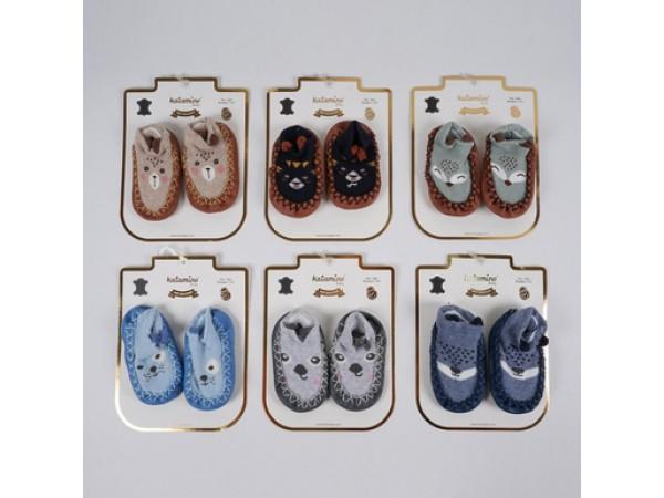 Детские чешки для младенцев - махра ARTI_katamino арт. k47002