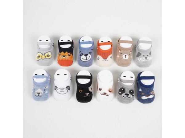 Детские носки для младенцов - махра ARTI_katamino арт. k83036
