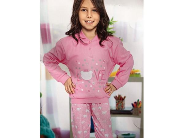 Пижама для девочки Aydogan арт. 1592