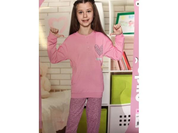 Пижама для девочки Aydogan арт. 2364