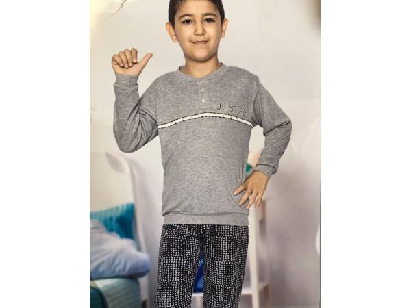 Пижама для мальчика Aydogan арт. 2368
