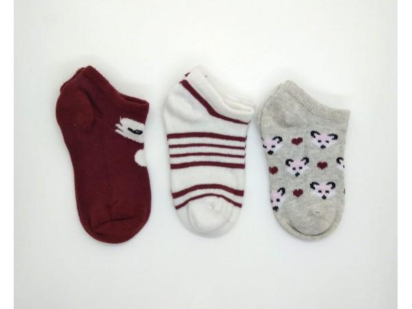 Детские носки для девочки Baykar арт. 1625-12