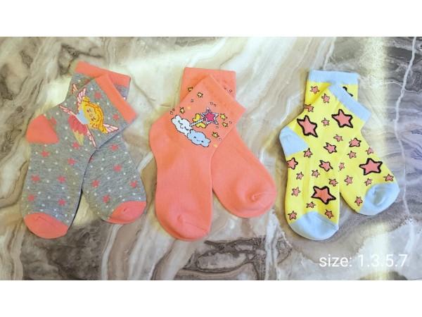 Детские носки для девочки Baykar арт. 3054-12