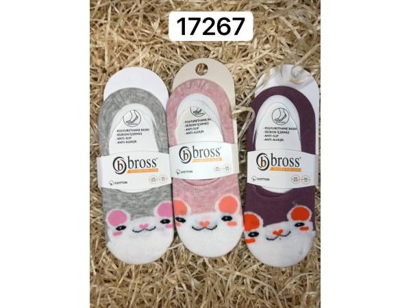 Детские носки для девочки Bross арт. 17267