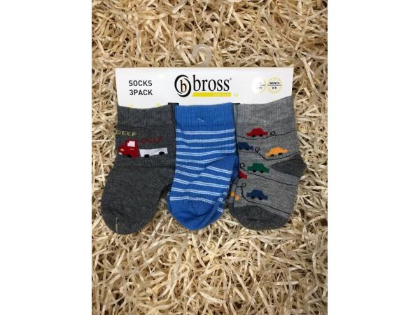 Детские носки для младенцев Bross арт. 22841