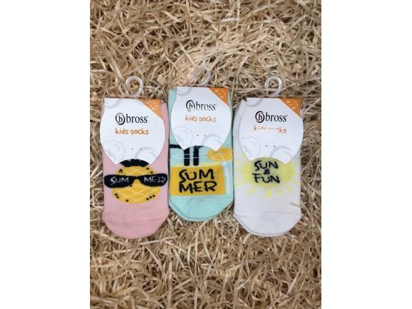 Детские носки для девочки Bross арт. 23209