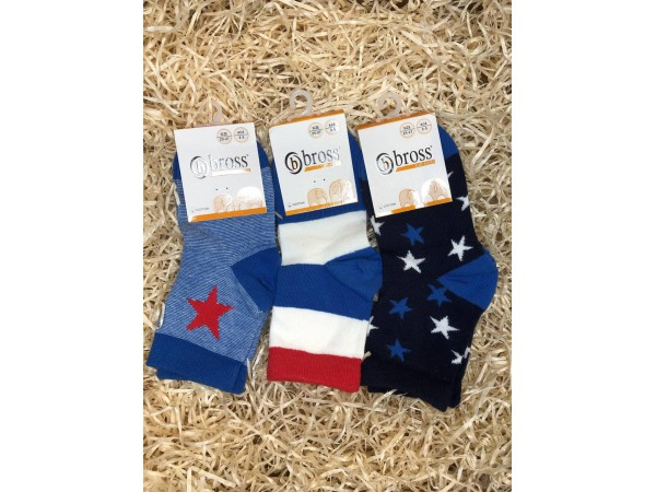 Детские носки для мальчика Bross арт. 23301