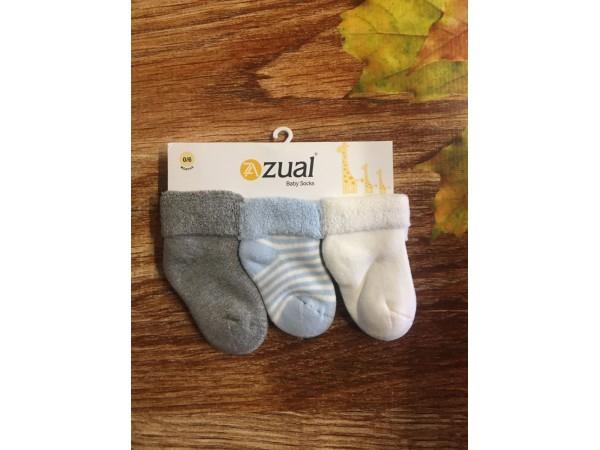 Детские носки для младенцов - махра Bross арт. 2671