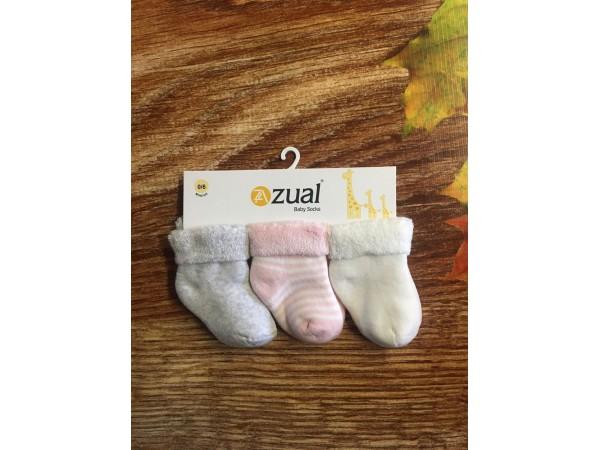 Детские носки для младенцов - махра Bross арт. 2672
