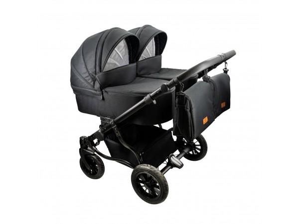 Детская коляска для двойни Adbor Duo Lux DL 02