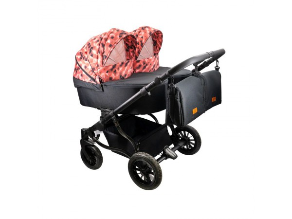 Детская коляска для двойни Adbor Duo Lux DL 04