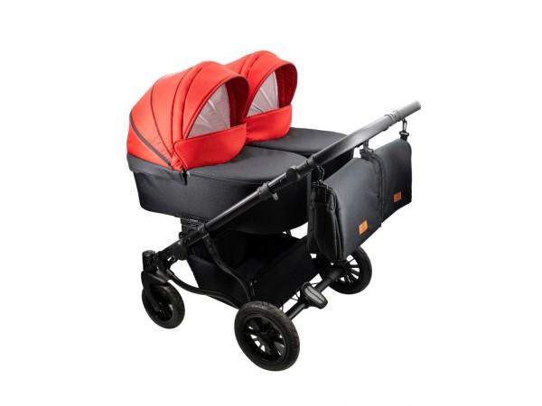Детская коляска для двойни Adbor Duo Lux DL 05