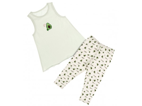 Пижама для девочки Donella арт. 10081