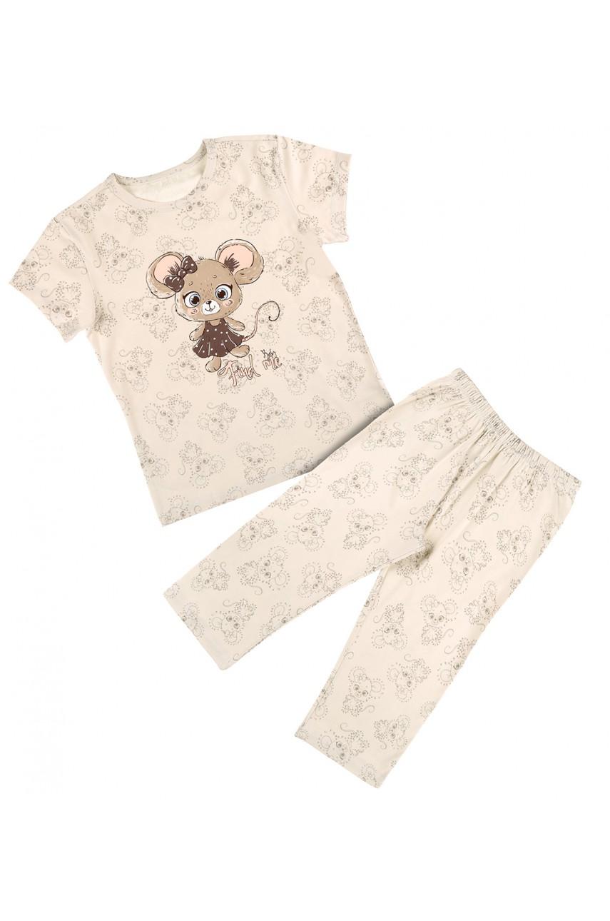 Пижама для девочки Donella арт. 10084