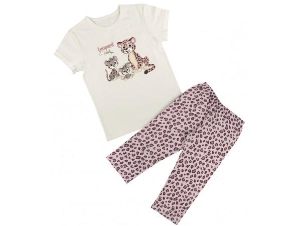 Пижама для девочки Donella арт. 10090