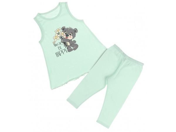 Пижама для девочки Donella арт. 10092