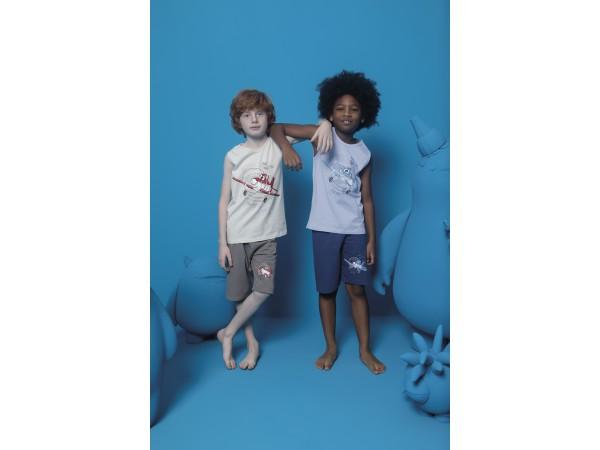 Пижама для мальчика Donella арт. 11540
