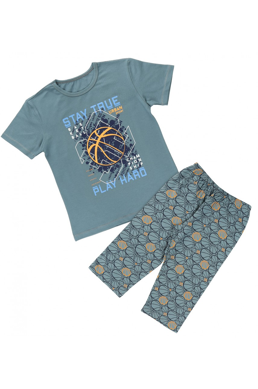 Пижама для мальчика Donella арт. 11544