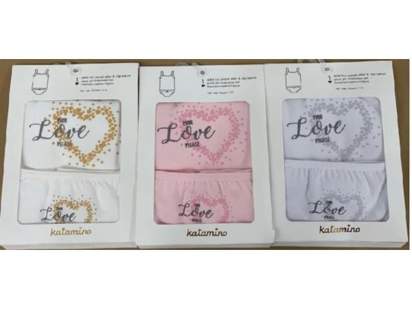 Детский комплект белья Arti Katamino арт. k128052