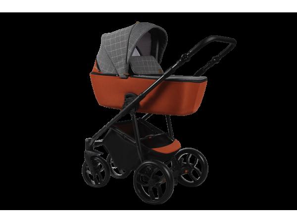 Детская универсальная коляска 2 в 1 Baby Merc La Noche LN/02B