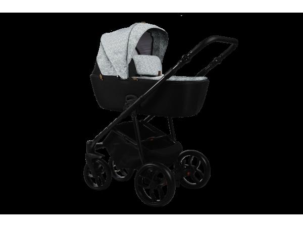 Детская универсальная коляска 2 в 1 Baby Merc La Noche LN/03B