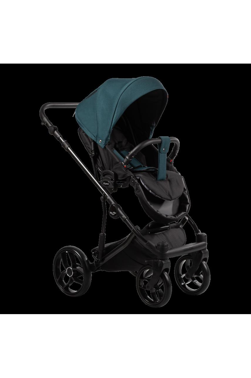 Детская универсальная коляска 2 в 1 Baby Merc Piuma 01B