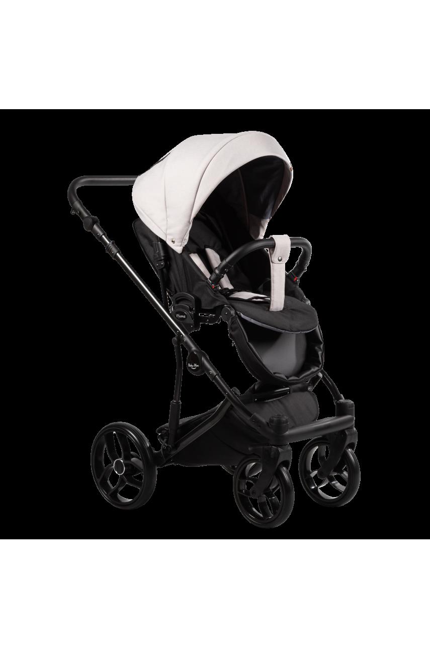 Детская универсальная коляска 2 в 1 Baby Merc Piuma 02B