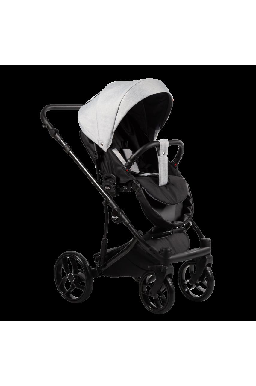 Детская универсальная коляска 2 в 1 Baby Merc Piuma 03B