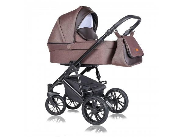 Детская универсальная коляска 2 в 1 Quali Star ST01