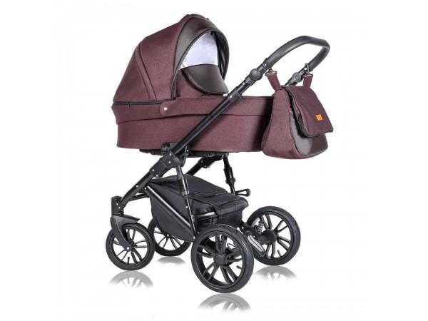 Детская универсальная коляска 2 в 1 Quali Star ST03