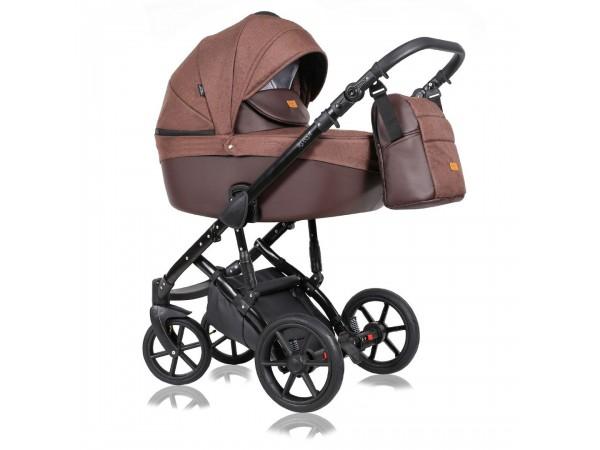 Детская универсальная коляска 2 в 1 Quali Rossa R15