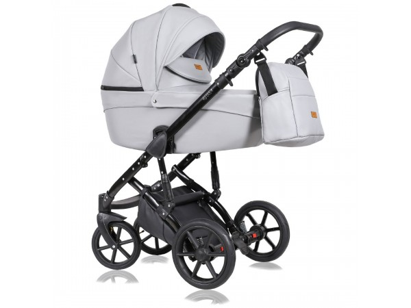 Детская универсальная коляска 2 в 1 Quali Rossa R8