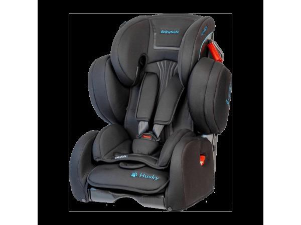 Детское автокресло Baby Safe Husky 9-36 кг black